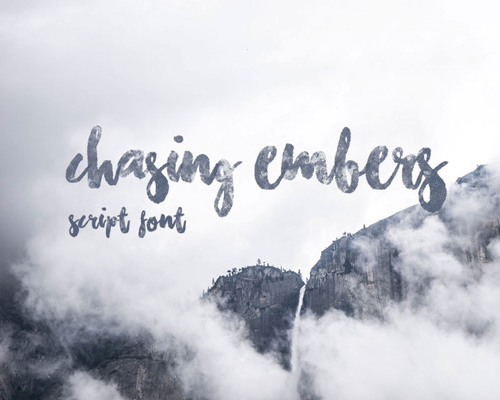 chasing_embers-font