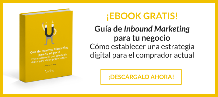 Ebook Inbound Marketing para tu negocio