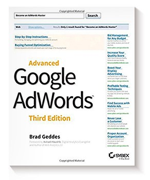 Advanced Google AdWords de Brad Geddes