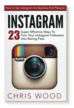Libro Instagram 23 super effective ways de Chris Wood