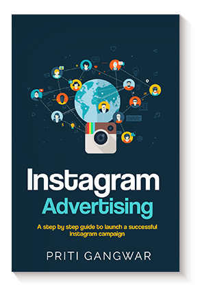 Instagram advertising de Priti Gangwar
