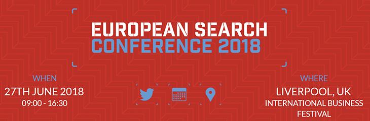 European Search Conference 2018