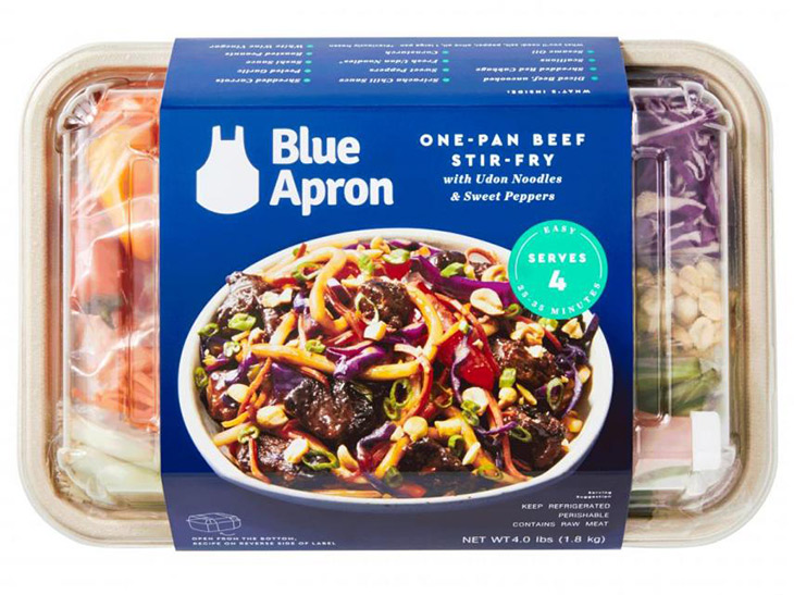 Costco vende Blue Apron